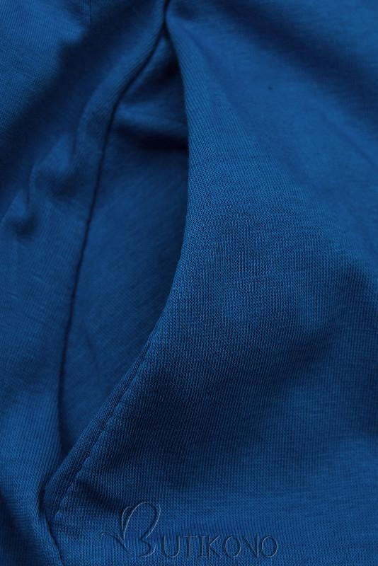 Jeans modré šaty WOMAN