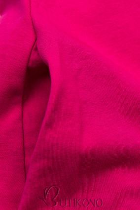 Fuchsiové šaty WOMAN