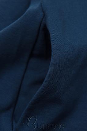 Tmavomodré šaty WOMAN