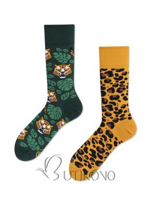 Ponožky El Leopardo od Many Mornings