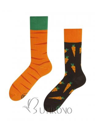 Ponožky Mrkvy od Many Mornings