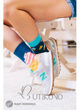Ponožky Zmrzlinový sen od Many Mornings
