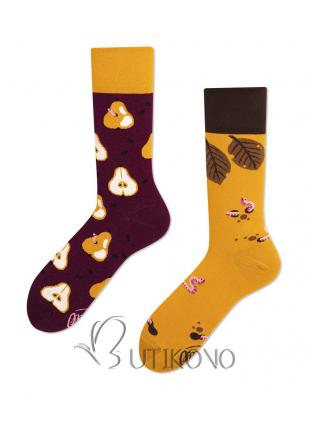 Ponožky Hrušky od Many Mornings
