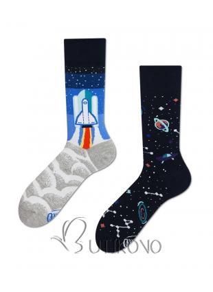 Ponožky Vesmírny výlet od Many Mornings